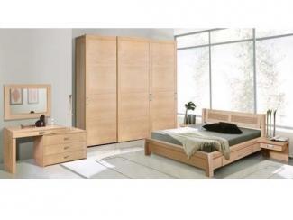 Простая мебель в спальню  - Мебельная фабрика «Перспектива»