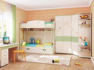 Детская Акварель 1 - Мебельная фабрика «Витра»