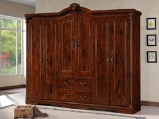 Шкаф Matriх MF c зеркалом 6 дверей - Импортёр мебели «RedBlack»