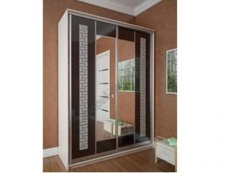 Шкаф-купе 2-х дверный Премиум 15 - Мебельная фабрика «Мэри-Мебель»