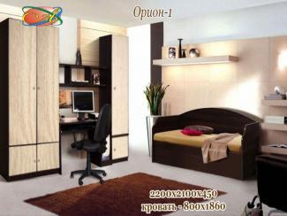 Детская «Орион-1» - Мебельная фабрика «Альбина»