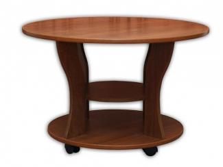 Стол журнальный круглый - Мебельная фабрика «Мебелин»