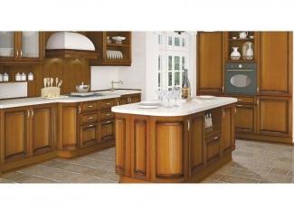 Кухня с островком CECILIA - Изготовление мебели на заказ «КА2design»