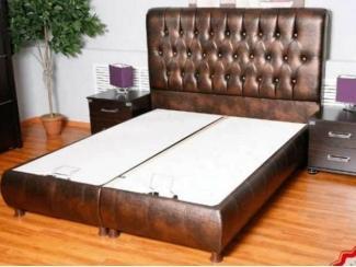 Двухспальная кровать Паула  - Импортёр мебели «Bellona (Турция)»