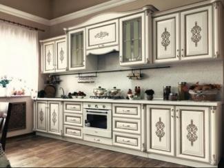 Кухонный гарнитур прямой Барселона  - Салон мебели «Zaman»