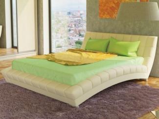 Кровать Оливия - Мебельная фабрика «Нижегородмебель и К (НиК)»