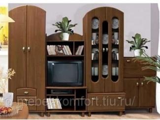 Гостиная стенка Олимп - Мебельная фабрика «Мебель-комфорт», г. Березовский