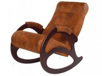 Кресло-качалка Ланкастер Eco Wax арт. 11149-EW - Импортёр мебели «Кембали (Индонезия)»