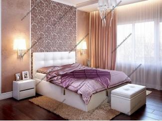 Кровать Милана - Мебельная фабрика «Эльба-Мебель»