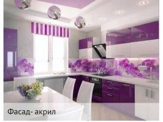 Кухня из акрила - Мебельная фабрика «Тринити»