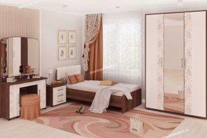 Спальный гарнитур Джулия 2 - Мебельная фабрика «Витра»