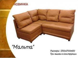 Кухонный уголок Мальта - Мебельная фабрика «Инкомм»