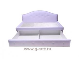 Кровать 17 с ящиками - Мебельная фабрика «Джокондо арте»