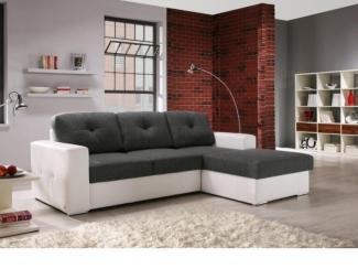 Прямой диван с модулем - Мебельная фабрика «POBEDA.»