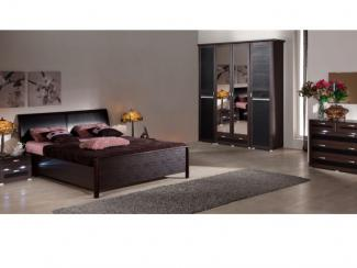 Спальный гарнитур «Йоко» - Мебельная фабрика «ИнтерДизайн»