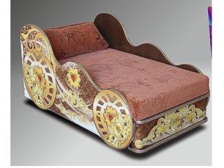 Кровать детская Карета - Мебельная фабрика «Надежда»