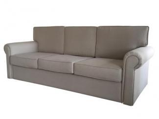Простой диван - Мебельная фабрика «Аркос»