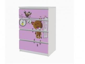 Комод детский Мишка - Мебельная фабрика «ГигМебели»