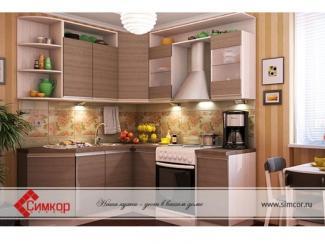 Кухня Ламинат угловая - Мебельная фабрика «Симкор»