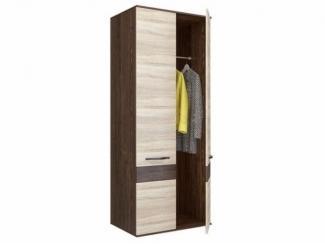 Большой двухместный шкаф Сапфир  - Мебельная фабрика «Фран»