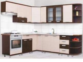 Кухонный гарнитур угловой Жасмин - Мебельная фабрика «Московский мебельный альянс»