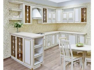 Кухня Классика массив - Мебельная фабрика «Rits»