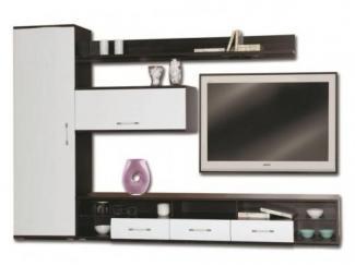 Современная гостиная стенка №6 - Изготовление мебели на заказ «Мебель для вашего дома»