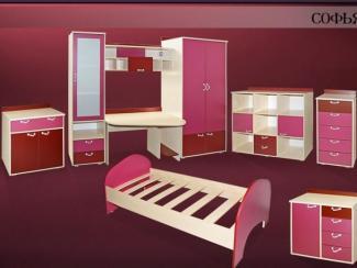 Детская Софья 2 - Мебельная фабрика «Нильс»