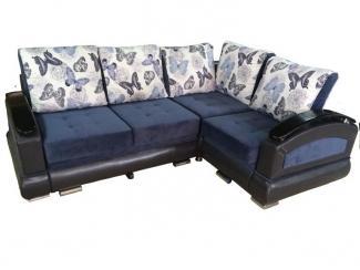 Тканевый угловой диван - Мебельная фабрика «Ваш стиль»