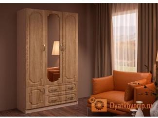 Шкаф 3-х дверный - Мебельная фабрика «Дятьковское РТП-1»