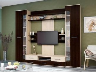 Гостиная - стенка 25 - Мебельная фабрика «Вик»