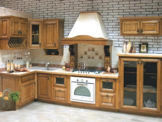 Кухонный гарнитур угловой Марсель - Мебельная фабрика «Вилейская мебельная фабрика»