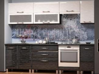 Кухонный гарнитур прямой Страйп - Мебельная фабрика «Эстель»