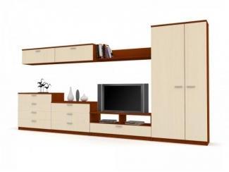 Модульная гостиная Ника 3 - Мебельная фабрика «Гранд-МК»