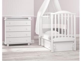 Детская кроватка с универсальным маятником Гандылян Людмила - Мебельная фабрика «Гандылян»
