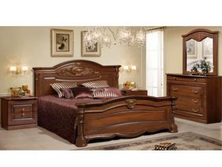 Спальный гарнитур «Сорренто»  - Мебельная фабрика «Слониммебель»