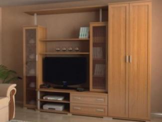Гостиная стенка 8002 - Мебельная фабрика «Мебель НН»