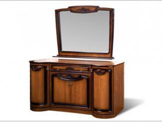 Комод четырехдверный Александрина - Мебельная фабрика «Ружанская мебельная фабрика»