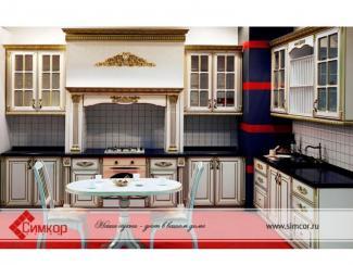 Кухня Елизавета массив - Мебельная фабрика «Симкор»