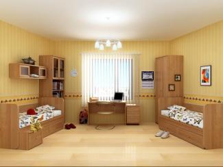 Детская Немо - Мебельная фабрика «Сканд-Мебель»