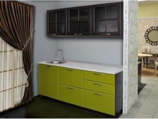 Маленький кухонный гарнитур Оливия  - Мебельная фабрика «Прометей»