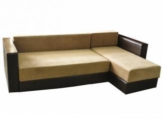 Угловой диван с низкой спинкой Палермо 2 - Мебельная фабрика «Роден»
