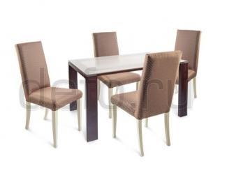 Обеденная группа Стол Георг-Стул Вера - Мебельная фабрика «Дэфо»