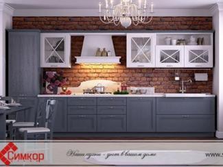 Кухня прямая Лилит - Мебельная фабрика «Симкор»
