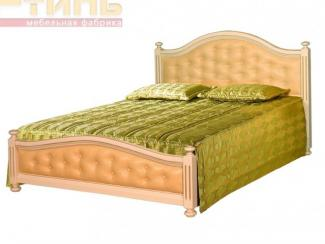 Кровать Вилия 1.2 кожа