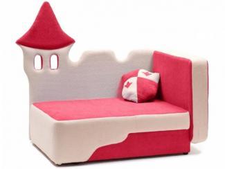 Детский диван Замок - Мебельная фабрика «Сканд-Мебель»