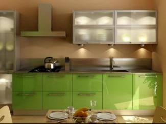 Кухня прямая Глосформ