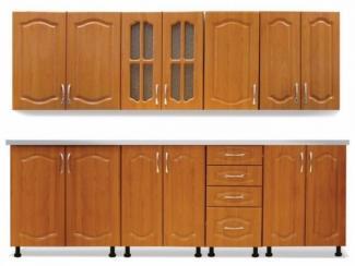 Кухня прямая «Красотка» - Мебельная фабрика «Ахтамар»