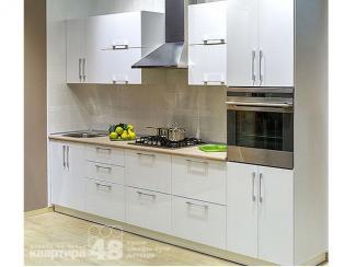 Кухонный гарнитур прямой Уна 1 - Мебельная фабрика «Камеа (Квартира 48)»