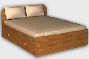 Кровать с ящиками - Мебельная фабрика «Грос»